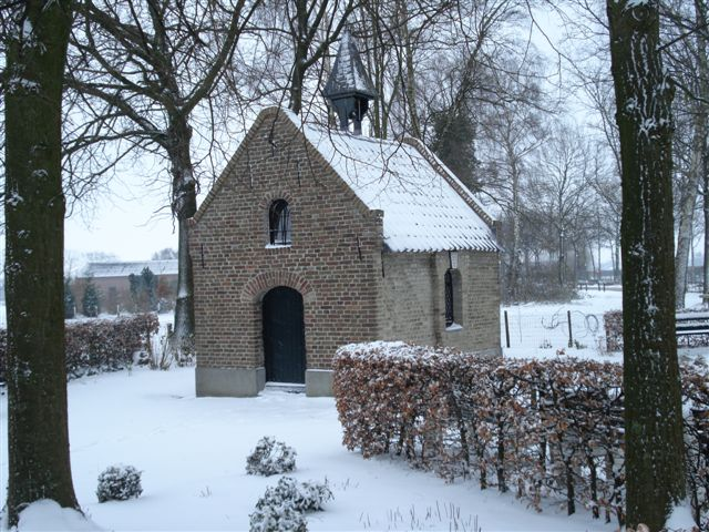 Kapel winter